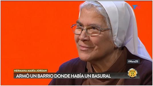 HERMANA MARIA JORDAN